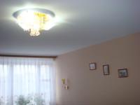 натяжные потолки фото, лучшие тканевые натяжные потолки
