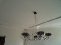 натяжной потолок с шумоизоляцией, тканевые натяжные потолки